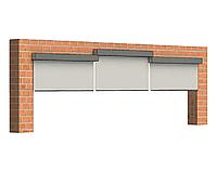 Противодымная штора Alutech E120, фото 1