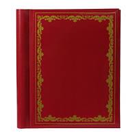 Фотоальбом Chako 20 Sheet 9821 Classic красный