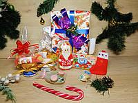 """Новогодний подарочный набор с поздравительной телеграммой """"Christmas Heppiness"""""""