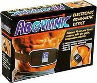 Пояс Миостимулятор AbGymnic + большой Гель