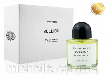 Парфюм унисекс Byredo Bullion 100мл (Буредо Буллион)