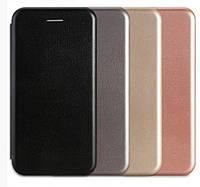 Кожаный чехол-книжка оригинал для Xiaomi Redmi 8A (выбор цвета)