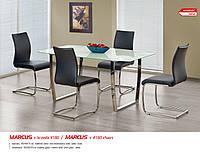 Стол для офиса и кухни MARCUS белый