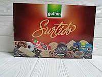 Печенье ассорти Gullon Surtido, 282г (Италия)