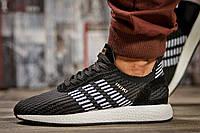 Кроссовки мужские Adidas Iniki, черные (15334) размеры в наличии ► [  41 44 46  ], фото 1