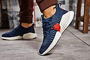 Кроссовки мужские 15411, Adidas AlphaBounce Instinct, темно-синие ( 42 44 45  ), фото 4