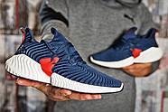 Кроссовки мужские 15411, Adidas AlphaBounce Instinct, темно-синие ( 42 44 45  ), фото 6