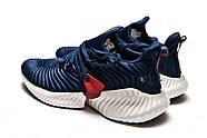 Кроссовки мужские 15411, Adidas AlphaBounce Instinct, темно-синие ( 42 44 45  ), фото 8
