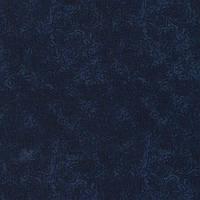 """Американский Хлопок Ткань для Пэчворка и Рукоделия """"Узор на Винтажном Синем"""" 24*55 см"""