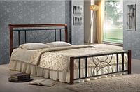 Кровать Кэлли 160 х 200 каштан