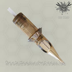 Тату картриджи Brown Premium BIG WASP 1007RL (поштучно)