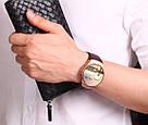 Умные часы King Wear KW18 классические  с поддержкой SIM-карты золотистые, фото 6