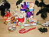 """Новогодний подарочный набор с поздравительной телеграммой """"Christmas Teddy Heppiness"""""""