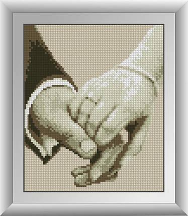 30053 Набор алмазной мозаики Вместе навсегда, фото 2