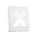3G/4G антенна панельная Antex ZETA-F MIMO 2x2 - 20 дБ, фото 3