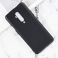 Чехол Soft Touch для OnePlus 7T Pro силикон бампер черный