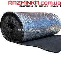 Вспененный каучук фольгированный 19мм