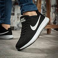Кроссовки женские 16021, Nike Zoom Pegasus, черные ( 37 38  ), фото 4