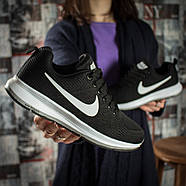 Кроссовки женские 16021, Nike Zoom Pegasus, черные ( 37 38  ), фото 6