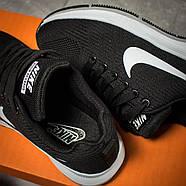 Кроссовки женские 16021, Nike Zoom Pegasus, черные ( 37 38  ), фото 8