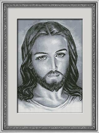 30091 Набор алмазной мозаики Иисус, фото 2