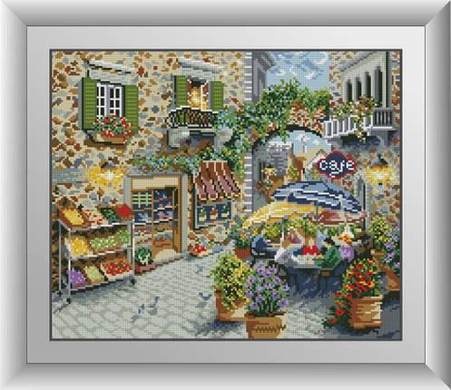 30092 Набор алмазной мозаики Уличное кафе, фото 2