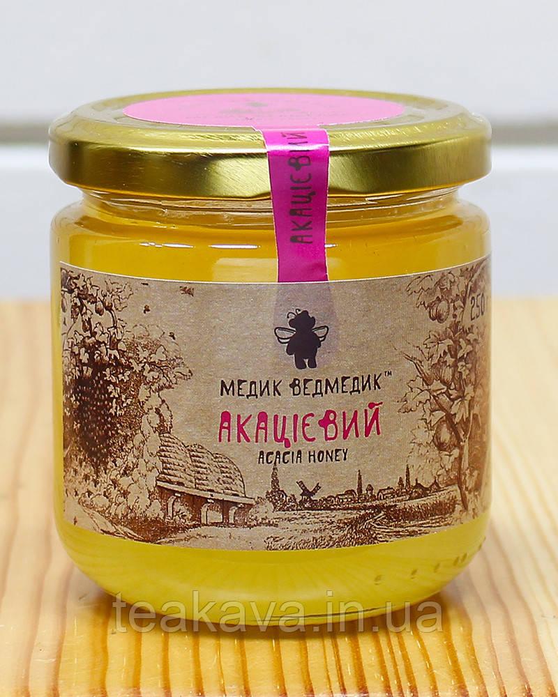 "Мед акацієвий ""Медик Ведмедик"", 250 г"