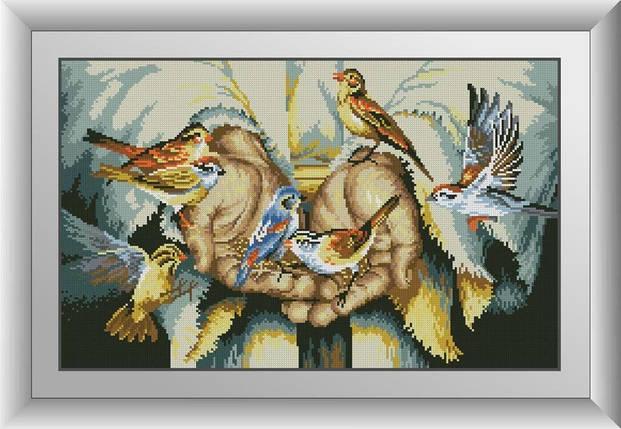 30116 Набор алмазной мозаики В его руках, фото 2