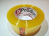 Стрічка пакувальна (скотч) 48*200 (40 мкм) ALD Product, фото 5
