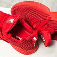 Кроссовки мужские 10072, BaaS, красные ( 42 43  ), фото 8