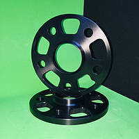 Проставки колесные 10мм/ psd 5х100х112/ dia 57,1 (Audi, Skoda, VW)