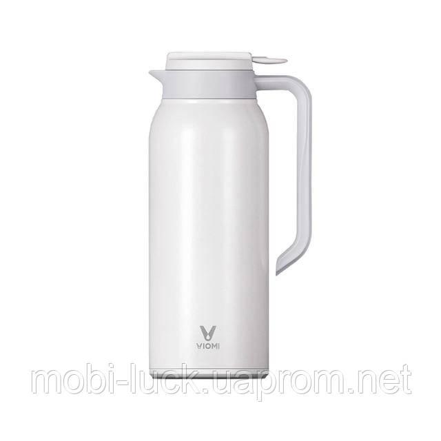 Термос Xiaomi Viomi Steel Vacuum Pot (1500ml) White