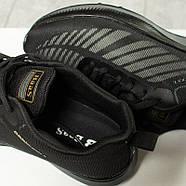 Кроссовки мужские 10141, BaaS Sport, черные ( 41 44 46  ), фото 8