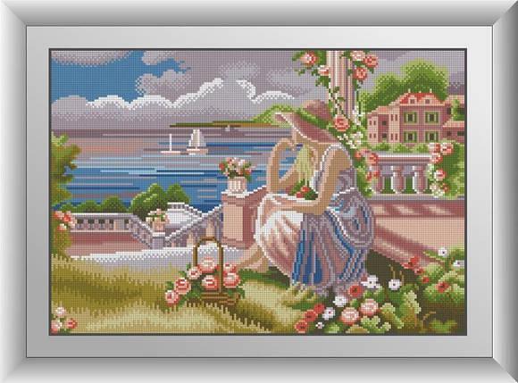30151 Набор алмазной мозаики Ожидание, фото 2