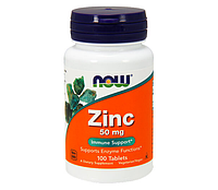 NOW Foods Zinc Picolinate 50mg 120 caps
