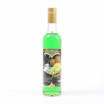 Сироп коктейльный Зеленая дыня Casher