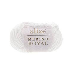 Merino Royal №55