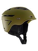 Горнолыжный шлем Anon Echo Mips (Olive) 2020, фото 1