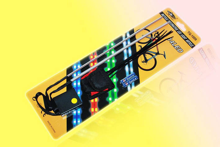 Велоподсветка на раму велосипеда TQ-1009, фото 2