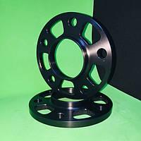 Проставки колесные 10мм/ psd 5х120/ dia 72,6 (Bmw, Бмв)