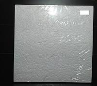 Плита потолочная пресованная Формат кароед белая