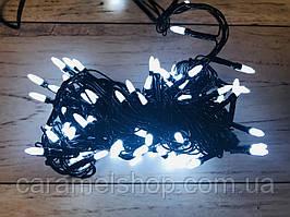 Гірлянда новорічна Xmas 100 W-3 БІЛИЙ колір