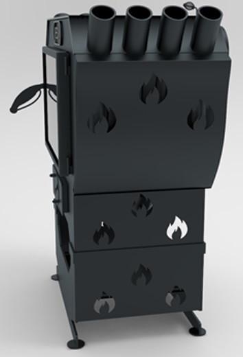 Дизайн каминной топки VESUVI 01