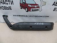 Ручка внутренняя подлокотник задней правой двери Nissan Sunny N13 (1986-1990) OE:8094057M00