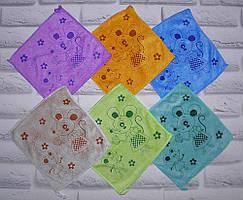 Полотенце кухонное салфетка для рук микрофибра 25х25 см (Z205)