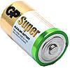 Батарейки GP Super  R20  alkaline