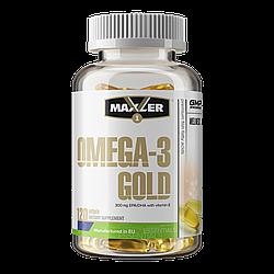 Max_Omega-3 Gold - 120softgels