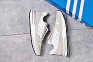Кроссовки мужские 16182, Adidas, бежевые ( 44  ), фото 8