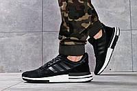 Кроссовки мужские Adidas, черные (16183) размеры в наличии ► [  45 (последняя пара)  ], фото 1