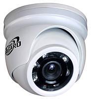 Купольная антивандальная камера видеонаблюдения DigiGard DE-700ir6